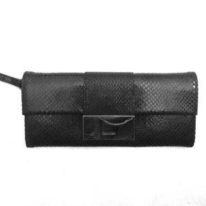 Calvin Klein Clutch Purse in black